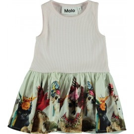 VESTIDO CORDELIA ANIMALES PARTY ANIMALS