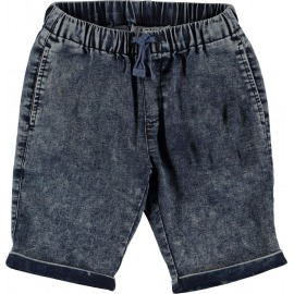 SHORT DENIM MARMOL ARTIS NEGRO