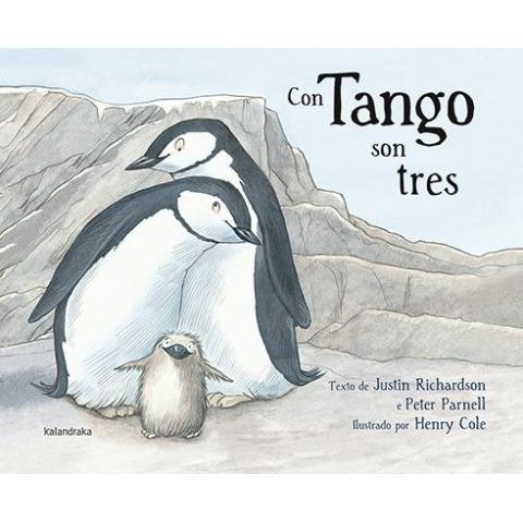 CON TANGO SON TRES, VARIOS IDIOMAS