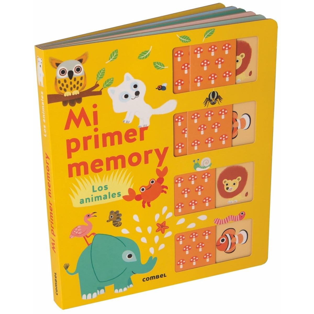 MI PRIMER MEMORY, LOS ANIMALES. VARIOS IDIOMAS