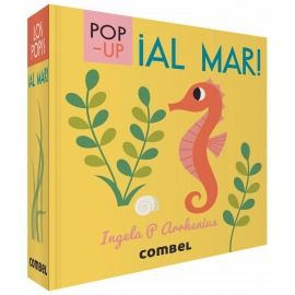 AL MAR! MINI POP-UP. VARIOS IDIOMAS