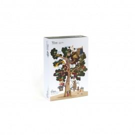 PUZZLE REVERSIBLE MY TREE PUZZLE