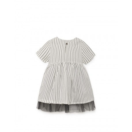 VESTIDO TAP BABY DRESS BLANCO