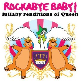 CD LULLABY RENDITIONS OF QUEEN