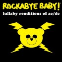 CD LULLABY RENDITIONS OF AC/DC