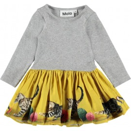VESTIDO GATOS CANDY PLAFUL KITTIES MINI