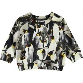 SUDADERA PINGUINOS DAG PENGUINS GALORE