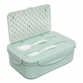 LUNCH BOX BENTO DROPS MINT