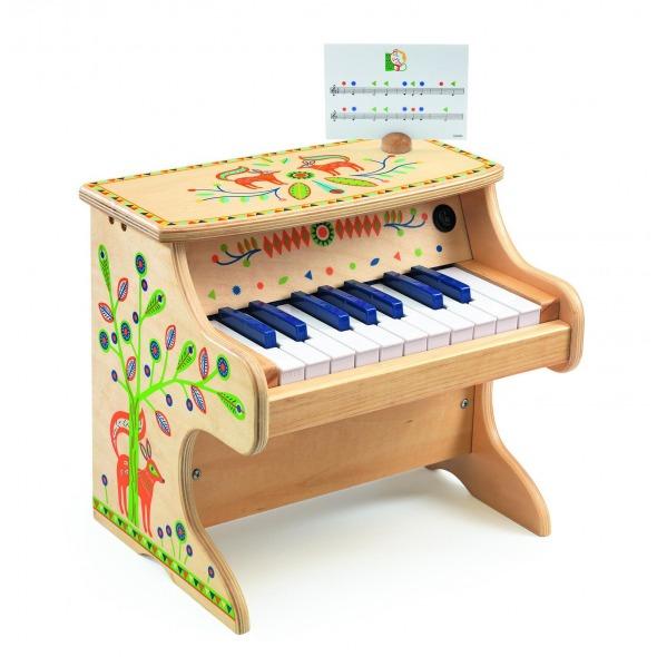 PIANO ELECTRÓNICO 18 LLAVES