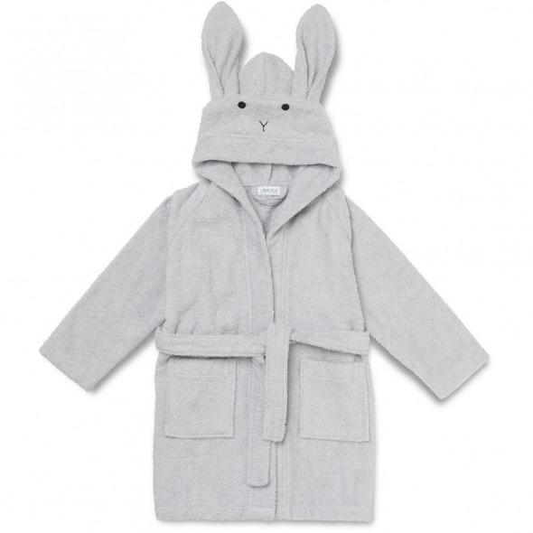Albornoz conejo Lili gris de Liewood