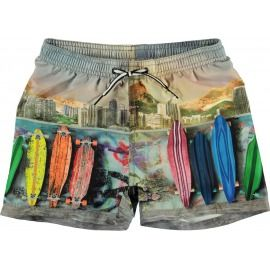 Bañador short niko Rainbow boards de Molo
