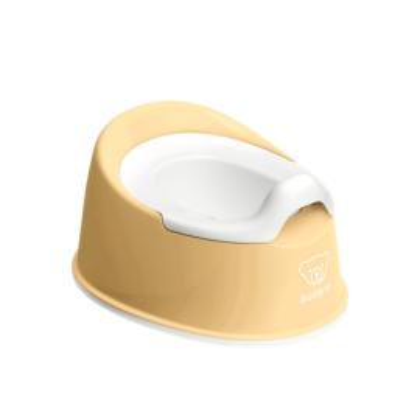 Orinal smart amarillo pastel Babybjorn