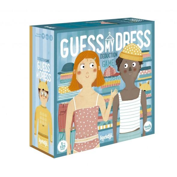 Juego Deducción Guess my Dress