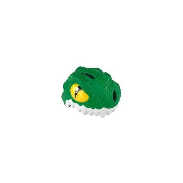 Casco Cocodrilo verde Crazy Safety