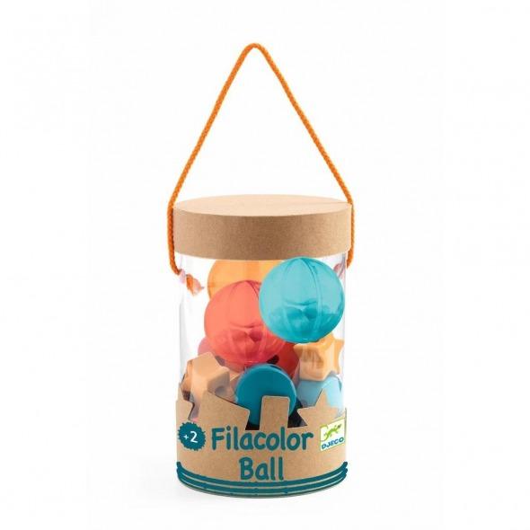 Perlas fila color Ball de Djeco