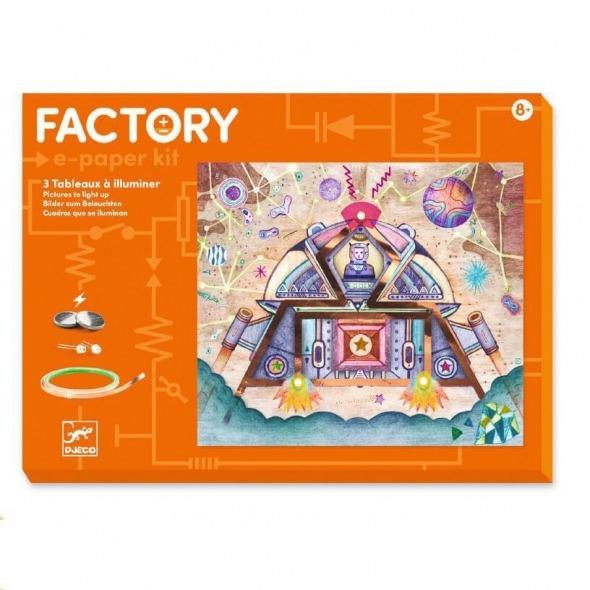 Factory imágáenes para iluminar la Odisea