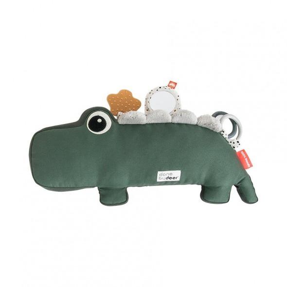 Almohada actividades Tummy Time Coco de Done By Deer