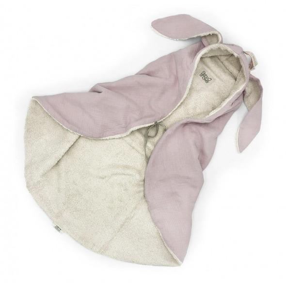 Arrullo toalla Bunny petal Powder Babyshower