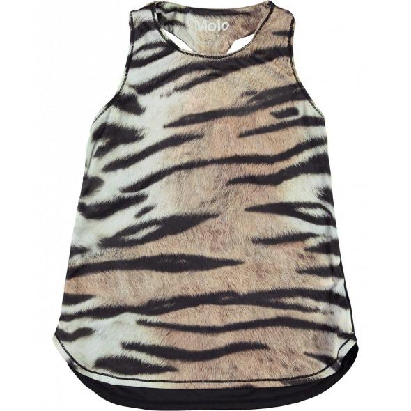 Camiseta nadadora Oriana wild Tiger de Molo