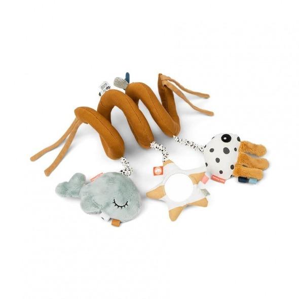 Espiral actividades Sea Friends Mustard de Done by Deer