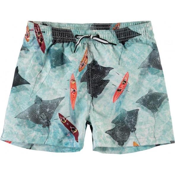Bañador short Niko Hawaiian ocean de Molo