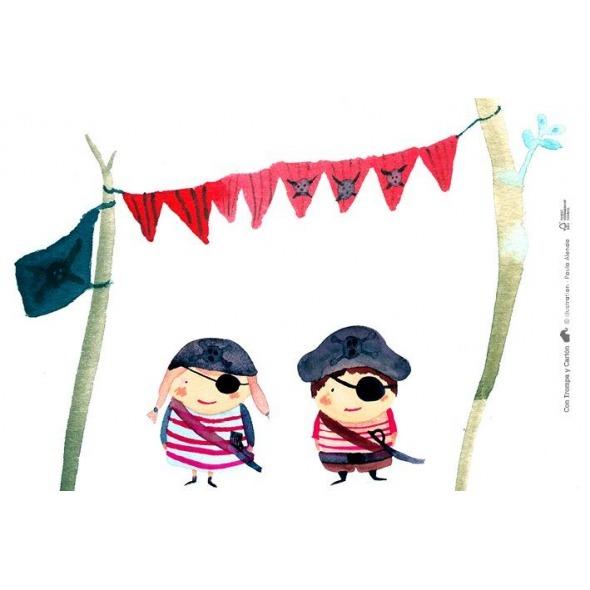 Postal Piratas