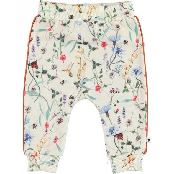 Pantalón Shona Wildflowers baby de Molo