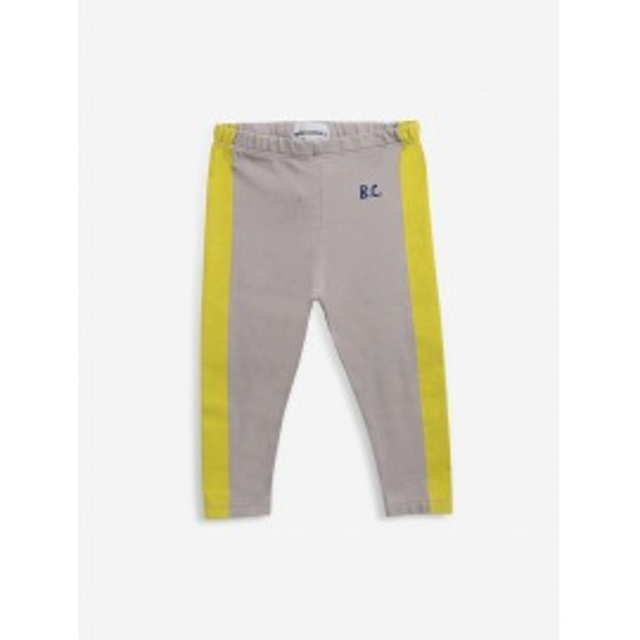 Legging yellow stripes de Bobo Choses