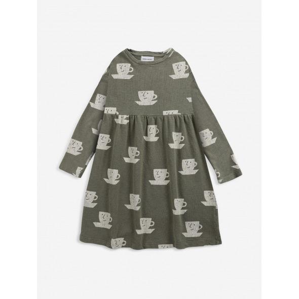 Vestido cup of tea all over de Bobo Choses