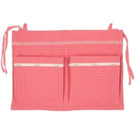 BOLSA DOBLE DE ALMACENAJE ANTWERP TEA ROSE