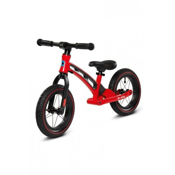 Bicicleta Micro Balance Deluxe roja