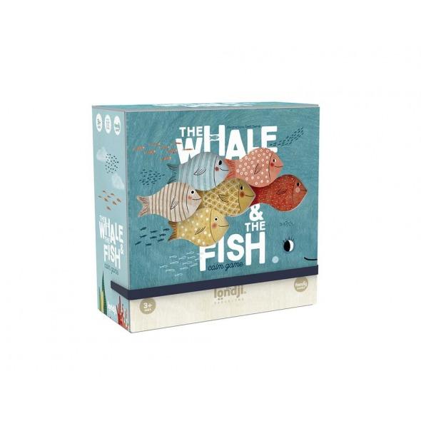 Juego the Whale & the Fish de Londji