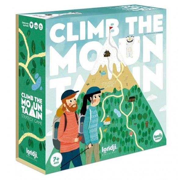 Juego de estrategia Climb the mountain de Londji