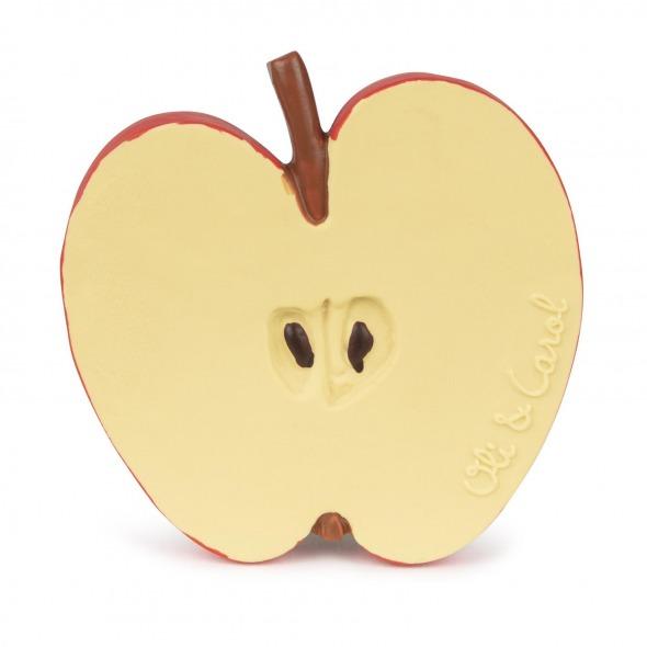 Mordedor manzana Pepita the apple de Oli & Carol