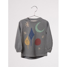 CAMISETA MAGIC POWDERS GRIS