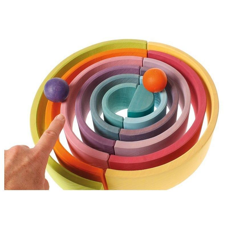 Arco Iris Waldorf Horas De Juego Creatividad E Imaginacion Infinitas