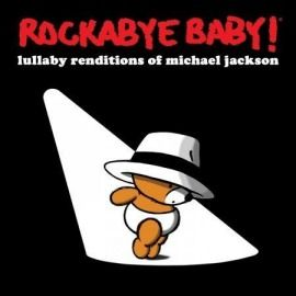 CD LULLABY RENDITIONS OF MICHAEL JACKSON