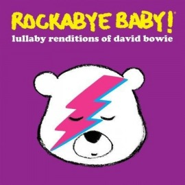CD LULLABY RENDITIONS OF DAVID BOWIE