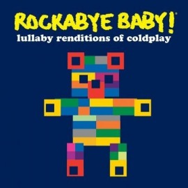 CD LULLABY RENDITIONS OF COLDPLAY