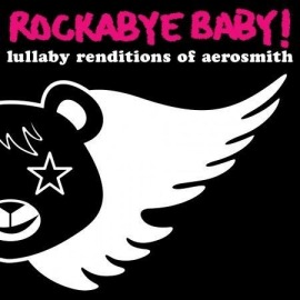 CD LULLABY RENDITIONS OF AEROSMITH