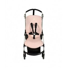 FUNDA CARRITO PARA BUGABOO BEE 3 LITTLE FUN PEACH MELOCOTÓN