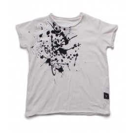 CAMISETA SPLASH BLANCA