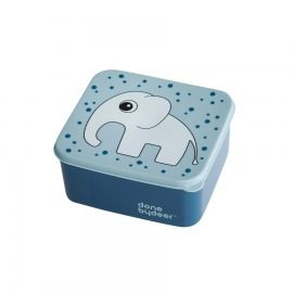 LUNCH BOX ELEFANTE AZUL