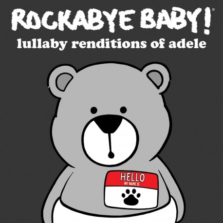 CD LULLABY RENDITIONS OF ADELE
