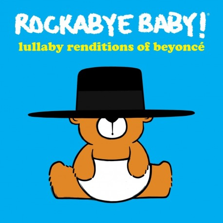 CD LULLABY RENDITIONS OF BEYONCE