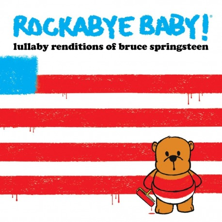 CD LULLABY RENDITIONS OF BRUCE SPRINGSTEENG