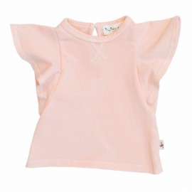 CAMISETA COTTON PPT LLIS ROSA