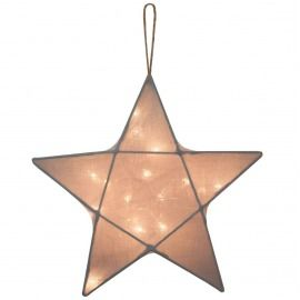 LÁMPARA STAR LANTERN