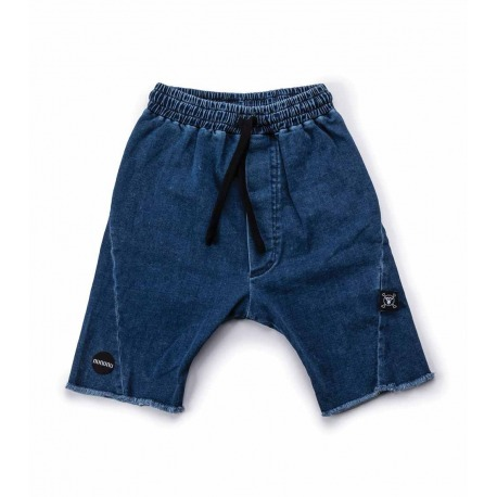 BERMUDA BUGGY DENIM AZUL