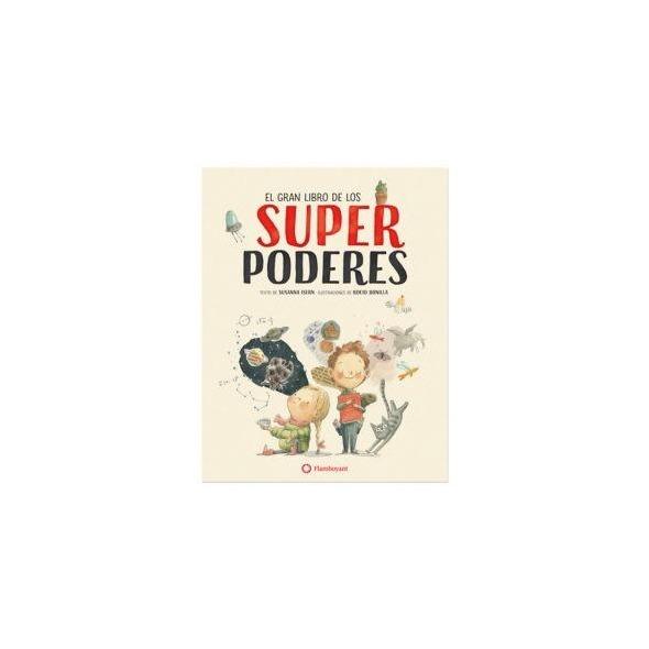 EL LIBRO DE LOS SUPER PODERES, VARIOS IDIOMAS